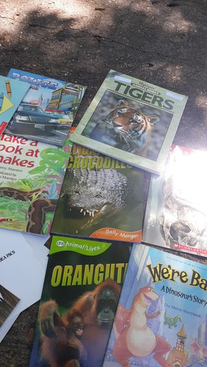 Children's learning books and preschool lessons for Sale in Alexandria, LA