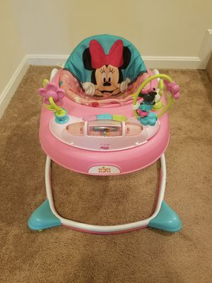 Minnie mouse walker for Sale in Washington, DC