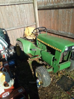 1973 John Deere 110 Tractor for Sale in Bristol, PA