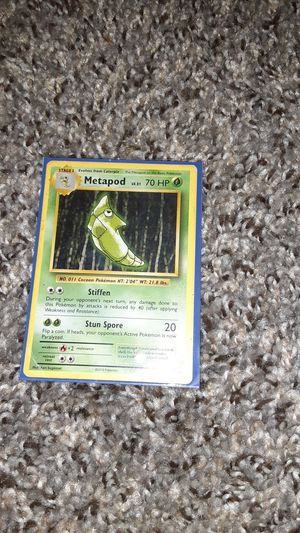 Metapod for Sale in Overland Park, KS