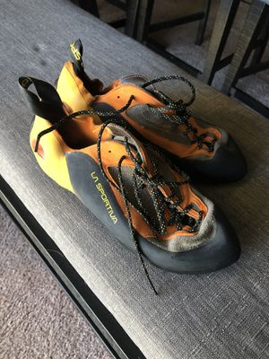 La Spprtiva Tarantulace Mens Climbing Shoes for Sale in Kissimmee, FL