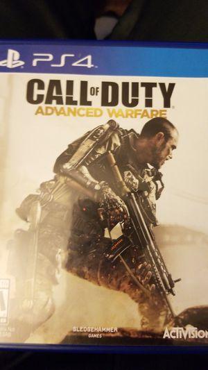 Call of duty advanced warfare for Sale in Vancouver, WA