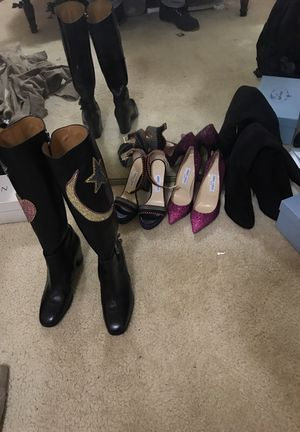 Jimmy Choo and Gucci for Sale in Seattle, WA