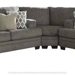 NEW, LARGE SOFA, WEDGE AND LOVESEAT SECTIONAL. for Sale in Chino,  CA