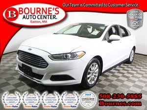 2015 Ford Fusion for Sale in South Easton, MA