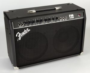 Fender FM220R 65w Solid State Amplifier for Sale in Charlotte, NC