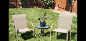 Patio table and chairs for Sale in Albuquerque, NM