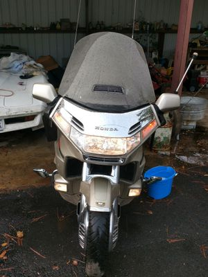 1998 Honda Goldwing SE for Sale in Ackerman, MS