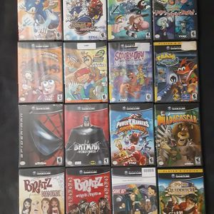 GAMECUBE GAMES for Sale in Lakeland, FL