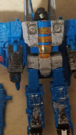 Transformers Thundercracker Cybertron Jet for Sale in Newberg,  OR