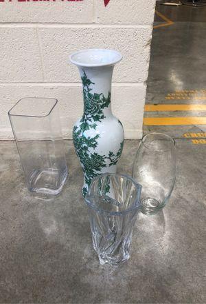 Flower vases for Sale in Portland, OR
