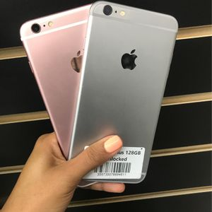 iPhone 6S plus (16GB , 32GB , 64GB , 128GB ) | Unlocked 🔓| 30 Days warranty✅ | All colors Available ❗️| Like New for Sale in Tampa, FL