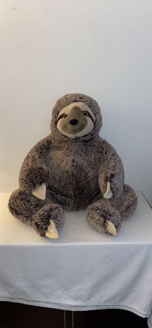 "HUGE JUNGLE SLOTH 36"" Plush Jumbo Giant Big Large Stuffed Animal MINT CONDITION for Sale in Naples, FL"