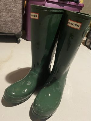Hunter boots for Sale in Milwaukee, WI