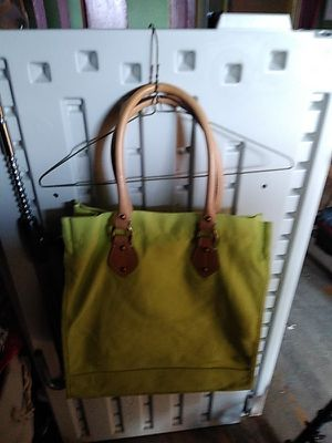 J.CREW SUMMER TOTE BAG TRIM IN LEATHER LARGE SIZE for Sale in Detroit, MI