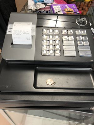 Casio Cash Register ! for Sale in Woodstock, IL
