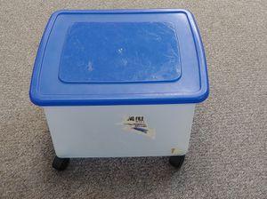 Rolling File Box for Sale in Burlington, NC