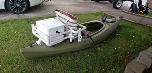 Future Beach Trophy 126 DLX Angler Custom Fishing Kayak for Sale in Marietta, GA