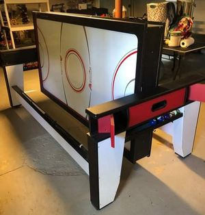 Gaming pool and air hockey table for Sale in Philadelphia, PA