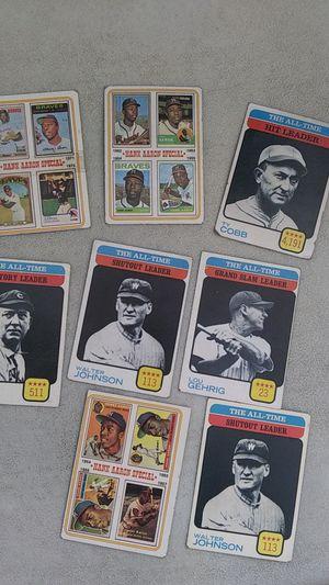 Old baseball cards for Sale in Denver, CO