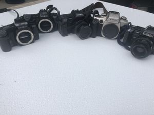 Various cameras for Sale in Corning, NY