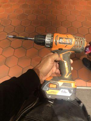 Ridged drill for Sale in Washington, DC