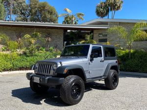 2014 Jeep Wrangler for Sale in Los Angeles, CA