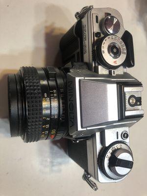 Minolta XG-M 55mm film camera for Sale in Moreno Valley, CA