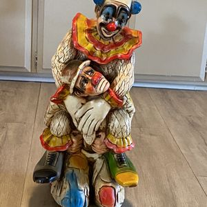 Ceramic Sad Clown for Sale in Fort Lauderdale, FL