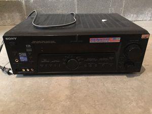 Sony Dolby 6.1 STR-DE985 Receiver for Sale in Arlington, VA