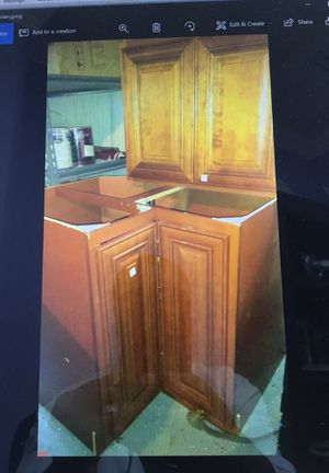 Kitchen Cabinet lazy Susanne for Sale in Lorton, VA