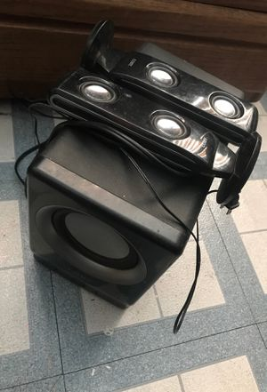 Tv add on speakers for Sale in Lodi, CA
