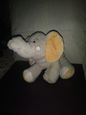 Elephant Webkinz plushie for Sale in Boston, MA