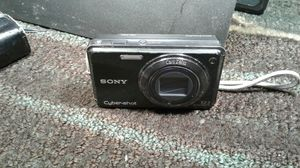 Sony cyber shot digital camera dsw-w290 for Sale in Visalia, CA