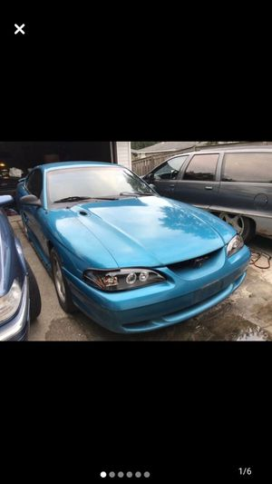1994 FORD Mustang 5.0 for Sale in South Holland, IL