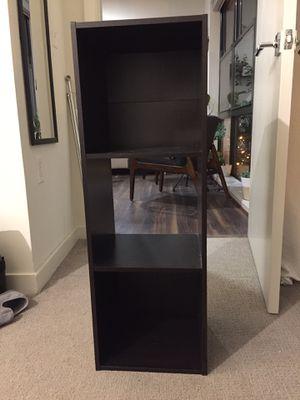 3 cube organizer shelf for Sale in Washington, DC