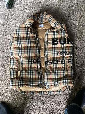Burberry Vest for Sale in Renton, WA
