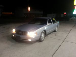 A 1998 Cadillac DeVille for Sale in Cowen, WV