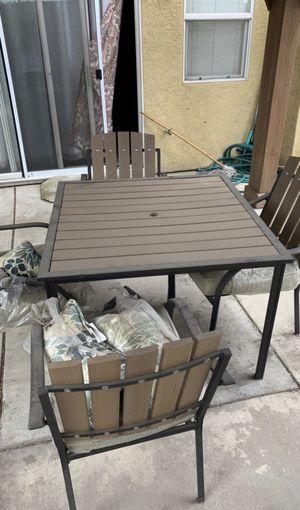 Beautiful Outdoor Furniture for Sale in Manteca, CA