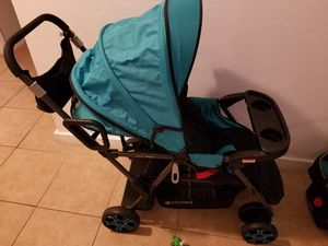 baby stroller and car seat for Sale in Orlando, FL