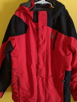SPYDER SKI JACKET. YOUTH SIZE 14. EXCELLENT USED CONDITION. for Sale in Livonia,  NY