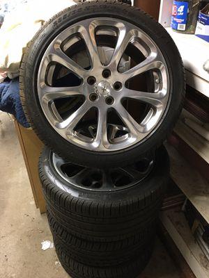 Rims tires Maserati for Sale in Santa Monica, CA