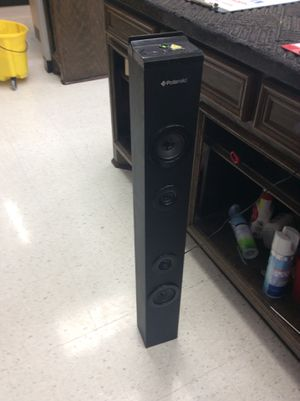 Polaroid Bluetooth Tower Speaker for Sale in Humble, TX