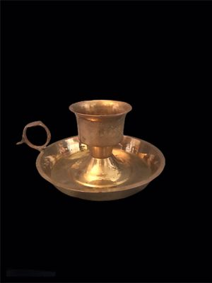 Vintage Brass 3 Size Candle Holder for Sale in Virginia Beach, VA