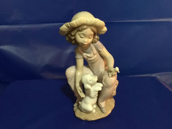 Lladro #6680 FRIENDS FOREVER (Lladro Event Exclusive)
