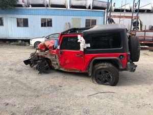 "16 Jeep Wrangler ""for parts"" for Sale in Chula Vista, CA"
