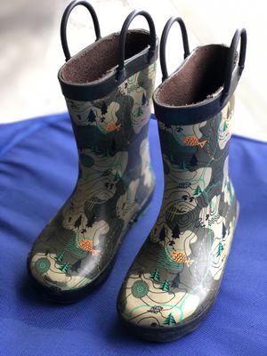 Kamik rain boots size 9 for Sale in Kirkland, WA