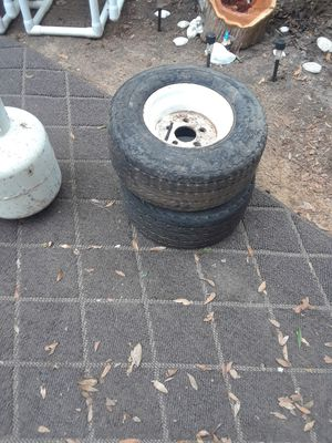 Camper/trailer tires for Sale in Wilmington, NC