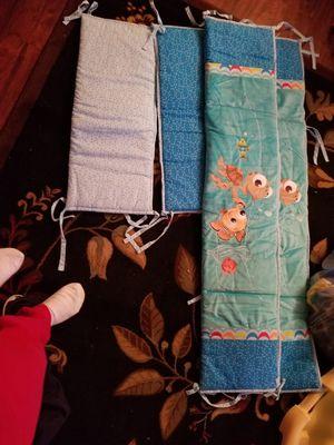 Nemo crib padding for Sale in Santa Maria, CA