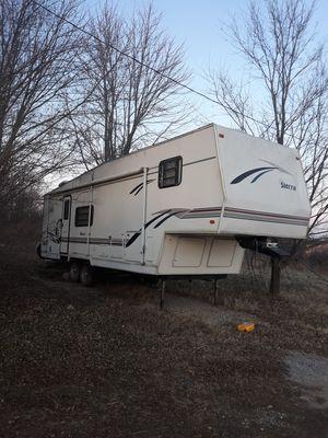 Fifth wheel camper for Sale in Beggs, OK